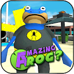 Amazing Frog 3D City Simulator APK icon