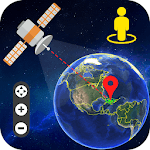 Live Earth Map & Satellite View, GPS Tracking APK