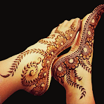 Foot Mehndi Designs 2019 Latest APK icon