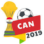 African Cup 2019 - Calendar & Results APK icon