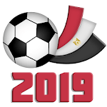 Live scores for the African Cup 2019 APK icon