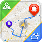 Offline GPS - Maps Navigation & Directions Free APK icon