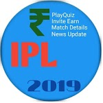 IPL - All Details & Earn Money  & Quiz 2019 APK icon