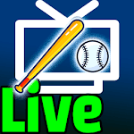 MLB Games Live on TV - Free APK icon