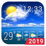 Weather Forecast & Live Wallpaper APK