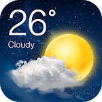 Accurate Weather Forecast App & Radar APK icon