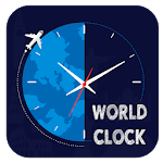 World Clock : All Country Time APK icon