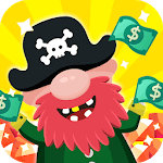 Gold Voyage: roll a dice and be rich APK icon