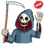 💀 WAStickerApps Horror and Fear APK