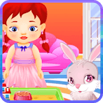Top Song Emma Rabbit Day Care Video APK icon
