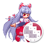 Anime x Manga - Color by Number APK icon