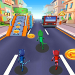 Adventure Run Pj World:Subway APK