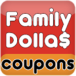 Smart Coupons for Family Dollar APK icon
