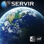 SERVIR - Weather, Hurricanes, Earthquakes & Alerts APK icon