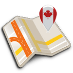 Map of Ottawa offline APK icon
