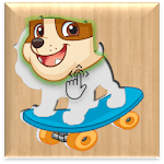 Puppy Patrol Game for Kids APK icon