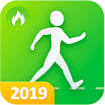 Pedometer for walking - Step Counter APK icon