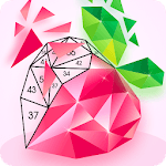 Poly Art : Color by Number APK icon