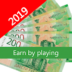 Games with money. How to earn money. Win APK icon