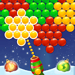 Bubble Pop Santa APK