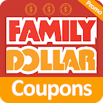 Smart Coupons for Family Dollar – Hot Discounts 🔥 APK icon