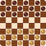 Checkers game APK icon