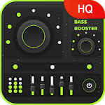 Super loud Equalizer Volume Booster Sound Booster APK icon