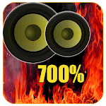 700 Super Speaker booster-High Loud Volume Booster APK icon