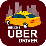 Become Taxi Uber Driver APK icon