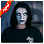 The Scary Nun : best photo editor for halloween APK