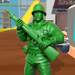 Army Men Toy: Army  War Shooter APK