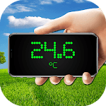 Accurate room thermometer APK icon
