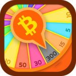 Free Bitcoin Spinner APK icon