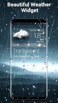 weather and clock widget APK : Download v15 1 0 45373 for Android at