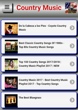 Country music APK : Download v4 0 0 for Android at AndroidCrew