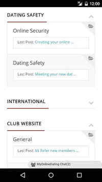 free online dating club