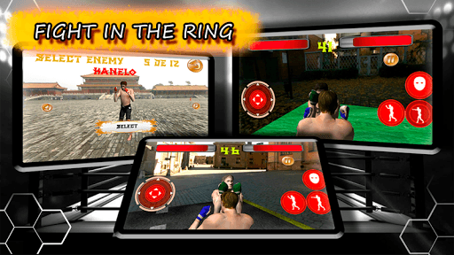 Boxing Street Fighter - Fight to be a king APK : Download v2