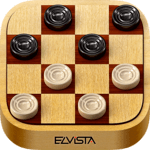 Checkers Online Elite APK icon