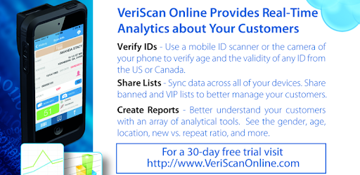 VeriScan Online APK : Download v1 7 0 for Android at AndroidCrew