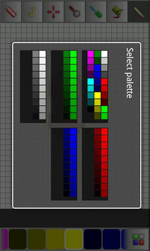 Pixel Art editor APK : Download v1 0 3 for Android at