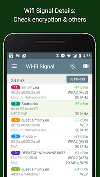 Network Analyzer APK : Download v3 4 4 for Android at AndroidCrew