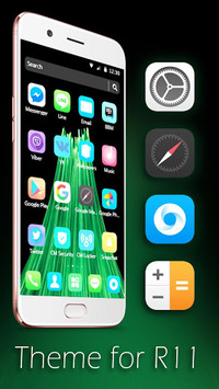 Emerald theme for Oppo R11 APK : Download v1 1 3 for Android at