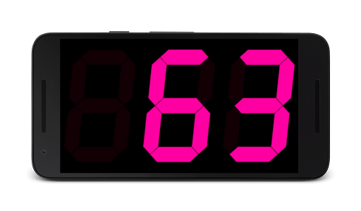 DigiHUD Speedometer APK screenshot 2