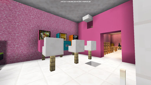 Pink princess house 2018 map for MCPE! APK : Download v3 3 5