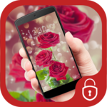 Red rose dream bubble theme APK