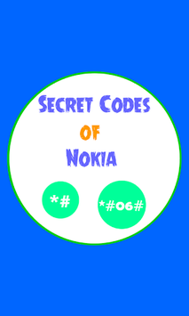 Secret Codes of All Nokia Phones: APK : Download v2 0 for Android at