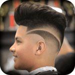 Men Hairstyle set my face 2018 APK
