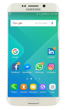 Samsung Galaxy S8 launcher APK : Download v1 5 7 for Android