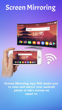 screen mirroring apk for smart tv