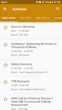 Craft Brewers Conference 2019 APK screenshot 3